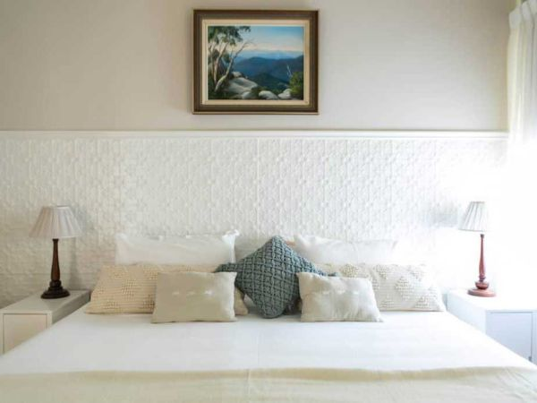 Superking bedroom with ensuite
